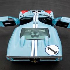 Foto 2 de 8 de la galería replica-ford-gt40 en Motorpasión México