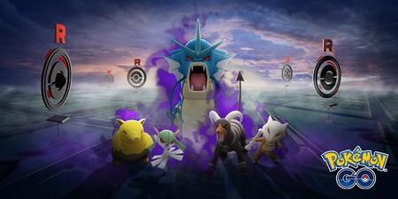 El Team Rocket de Pokémon GO ha comenzado a sumar muchos más Pokémon oscuros en sus filas