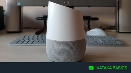 Cómo configurar por primera vez tu Google Home