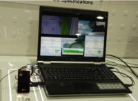 LG muestra su primer módem 4G para ordenadores