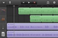 GarageBand ahora también para iPhone