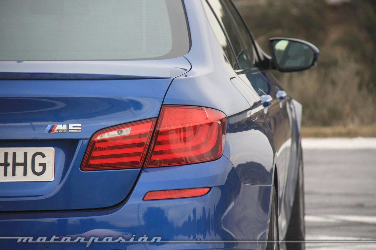 Foto de BMW M5 (Prueba) (118/136)