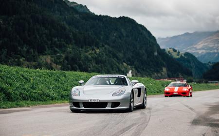 Porsche Carrera GT vs Ferrari 360 CS