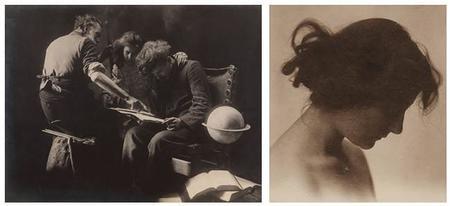 Joan Vilatobá, un genio del Pictorialismo en el Museo del Romanticismo de Madrid