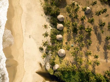 Playas De Arena Blanca Del Mundo Para Ir En Invierno Tayrona Colombia