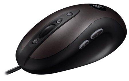Logitech G400, un ratón de entrada para jugar