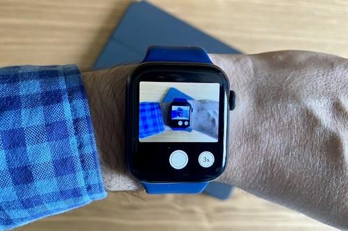"""Qué puedes hacer con la """"cámara"""" del Apple Watch para sacar fotos desde el iPhone"""