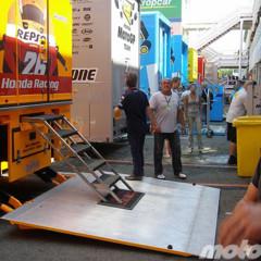 Foto 5 de 13 de la galería visitamos-el-box-del-equipo-repsol-honda-hrc en Motorpasion Moto