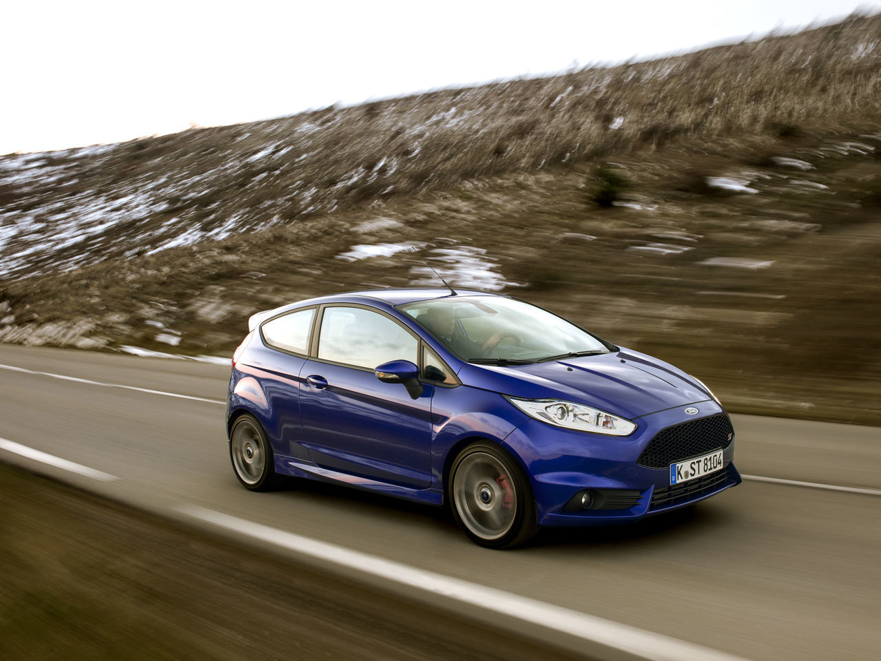 Foto de Ford Fiesta ST 2013 en Francia (5/50)
