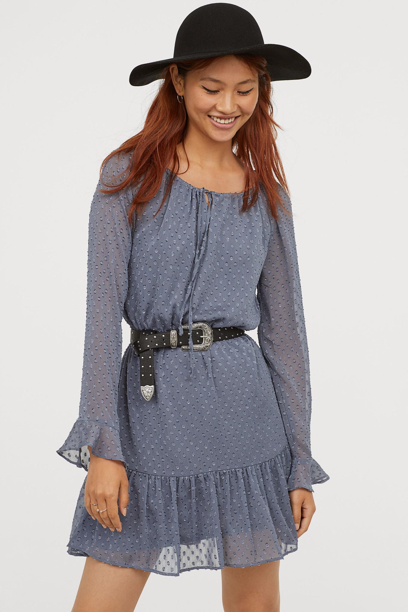 4fa40440f 17 vestidos de H&M por menos de 35 euros para lucir ideal todo el día