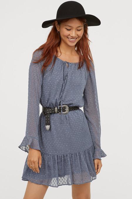 17 vestidos de H&M por menos de 35 euros para lucir ideal todo el día