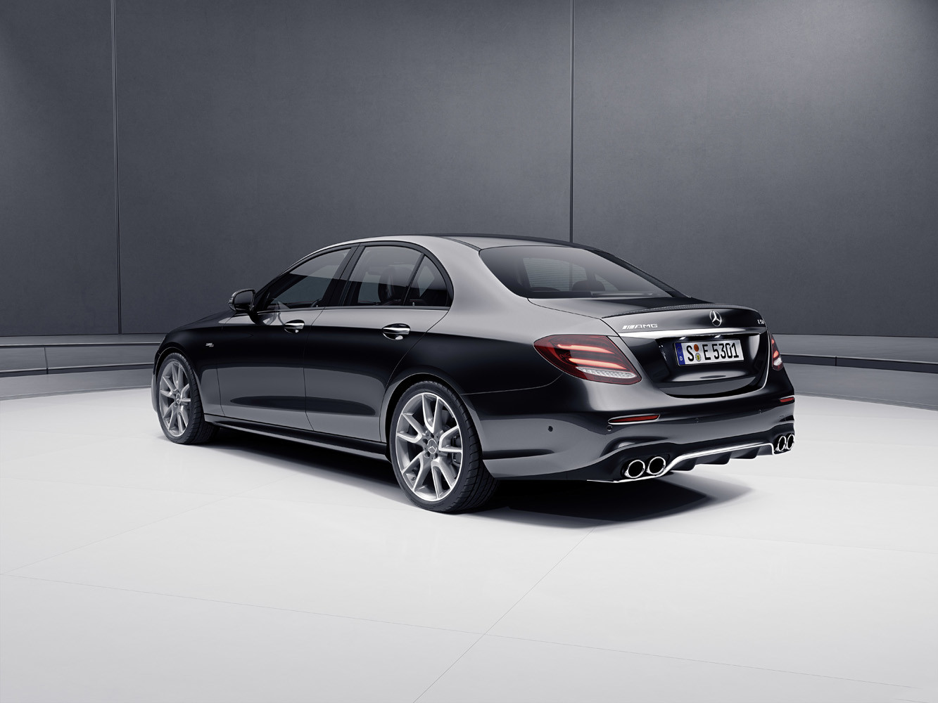 Foto de Mercedes-AMG E 53 berlina y Estate (1/5)