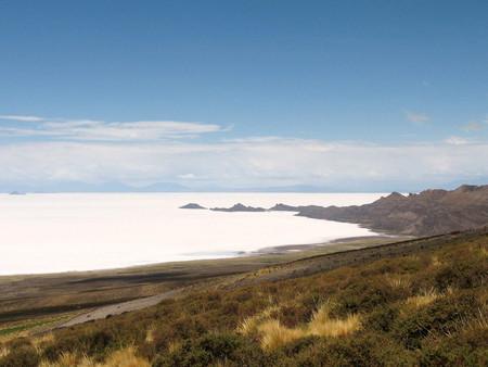 Salar De Uyuni, Andes, Bolivia