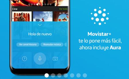 Probamos a fondo Aura, el asistente con inteligencia artificial que Telefónica ha integrado en la aplicación de Movistar+