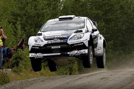Rally de Finlandia 2012: Petter Solberg rompe con el monologo de Citroën