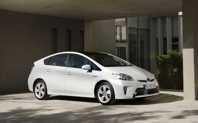 Toyota Prius 2012 10