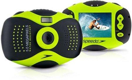 Speedo lanza una nueva cámara para hacer fotos en el agua