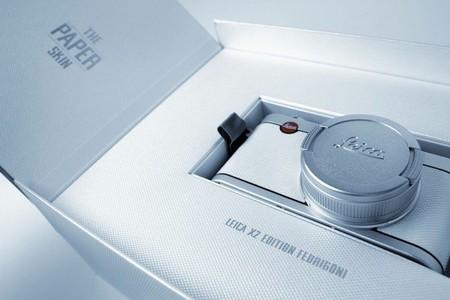 Paper Skin Fedrigoni, la nueva edición limitada de Leica