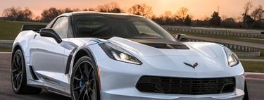 Si no te gustó el Corvette C8, puedes adquirir uno de los 6,000 C7 que aún están en los concesionarios