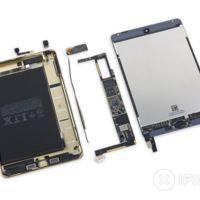 iFixit desmonta el iPad mini 4 y es más de lo que muchos pensaban