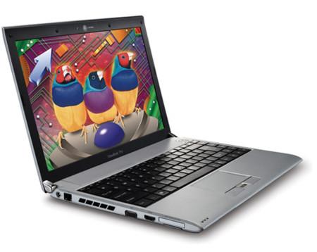 Viewsonic ViewBook Pro VNB131, 13.3 pulgadas y procesador Intel CULV
