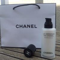 El Weekend según Chanel, tratamiento para el rosto efecto piel renovada