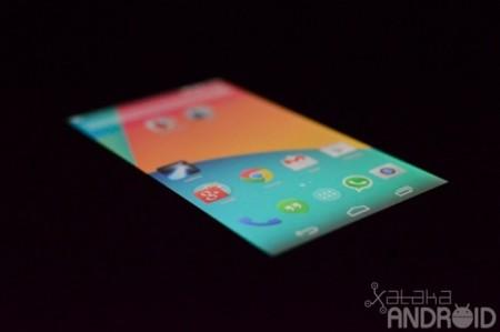 Nexus 5 pantalla