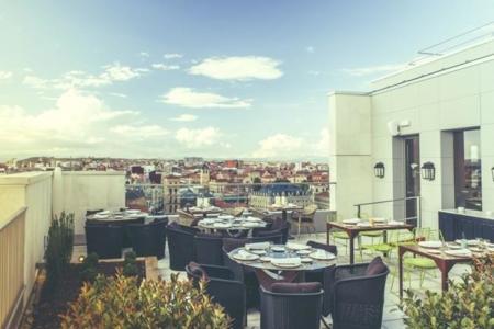 niMÚ Azotea, el restaurante perfecto para disfrutar de una buena comida con vistas en León