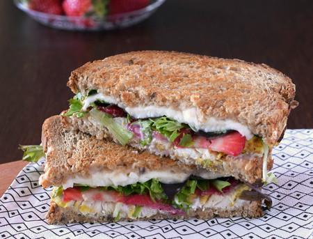 17 recetas de sándwiches saludables para solucionar una cena o comida rápida