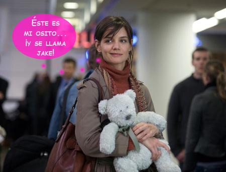 Katie Holmes, ¿de seria divorciada a alegre emparejada con Jake Gyllenhaal?