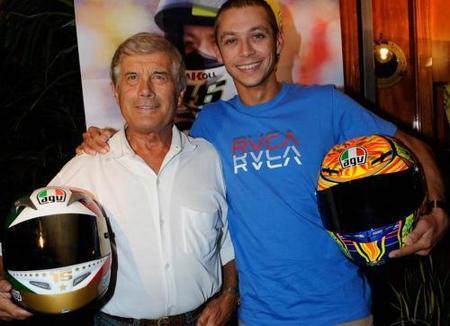 Valentino Rossi rodará en la Isla de Man