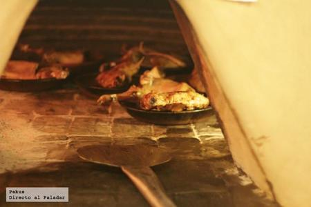 Menú degustación en las Jornadas del lechazo en Aranda de Duero