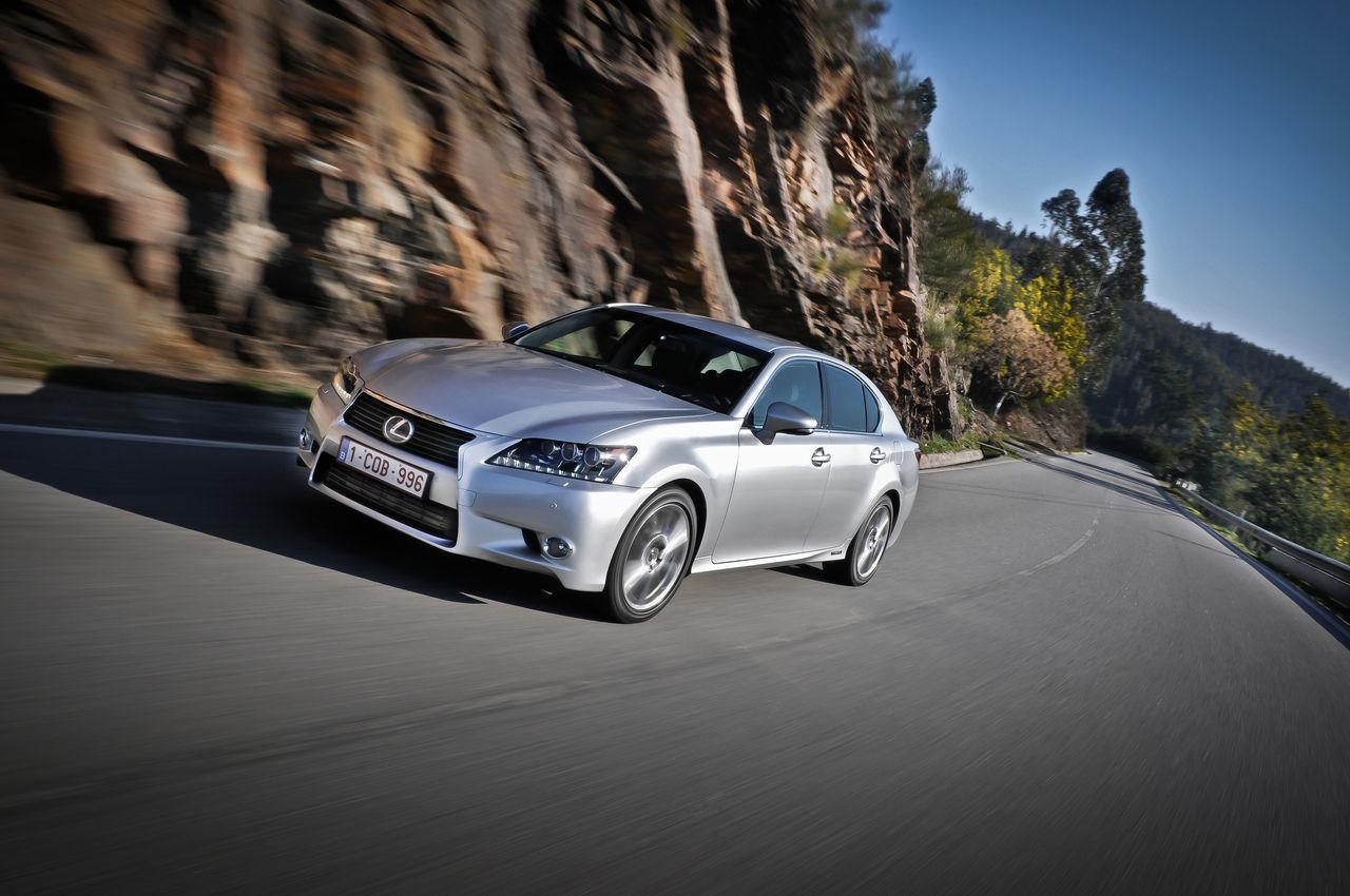 Foto de Lexus GS 450h (2012) (14/62)
