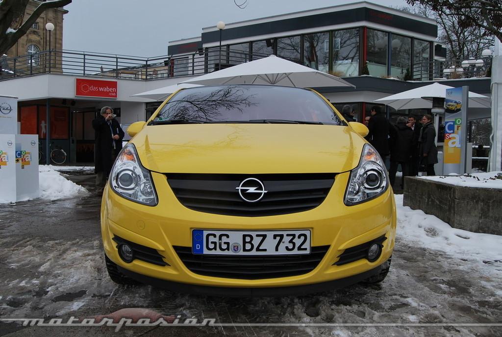 Foto de Opel Corsa 2010 (presentación) (20/37)