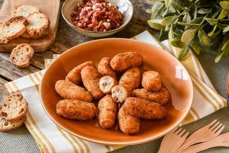 Croquetas de patata, ¿quién dice que no a probarlas?
