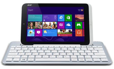 Acer Iconia W3, se anuncia de manera oficial el primer tablet de ocho pulgadas con Windows 8