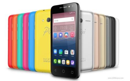 Alcatel presenta sus Pixi 4 en CES: gama de entrada colorida en cuatro tamaños diferentes