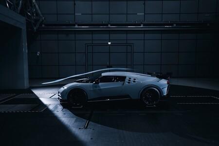 Bugatti Centodieci Tunel De Viento 4