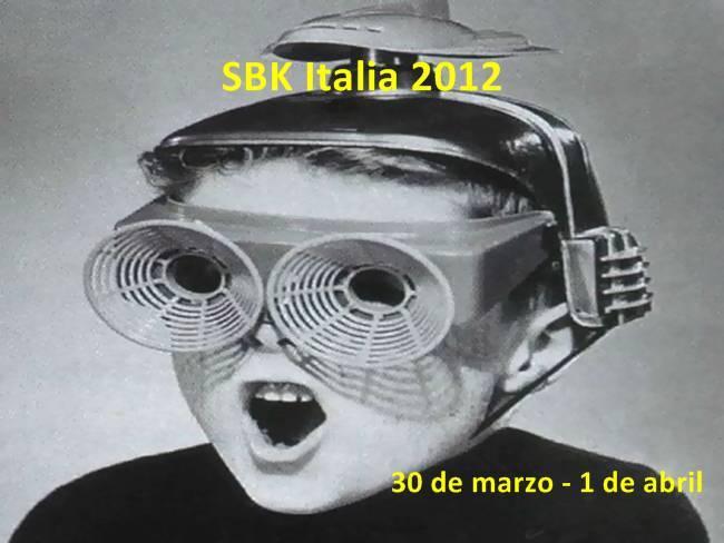 SBK Italia 2012
