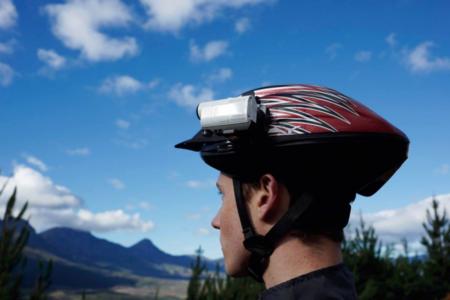 Sony Hdr Az1 Vb Kit Actioncam Bike Kit 1190mp 60p Weiss Videokamera