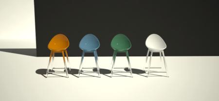iris chair 2