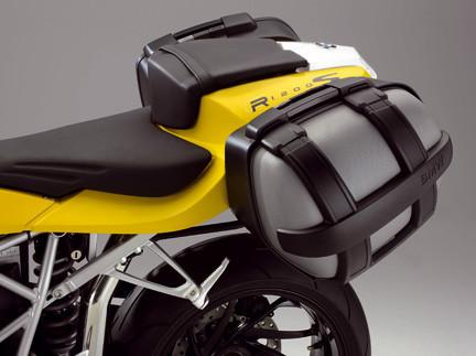 Nuevas maletas para la BMW R 1200 S