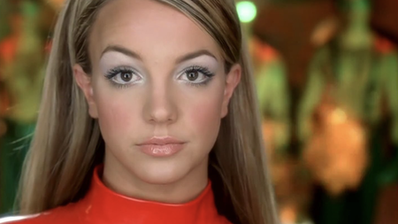 Oops I Did It Again Music Video