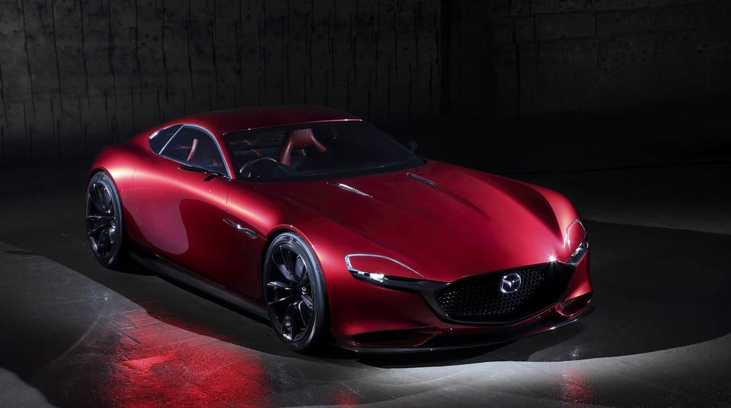 Mazda Rx Vision Concept 3
