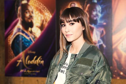 """Aitana ha sido elegida por Disney para cantar """"Un mundo ideal"""" en la nueva versión de """"Aladdin"""""""