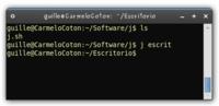 """j: mejora la navegación entre directorios con """"bash"""""""