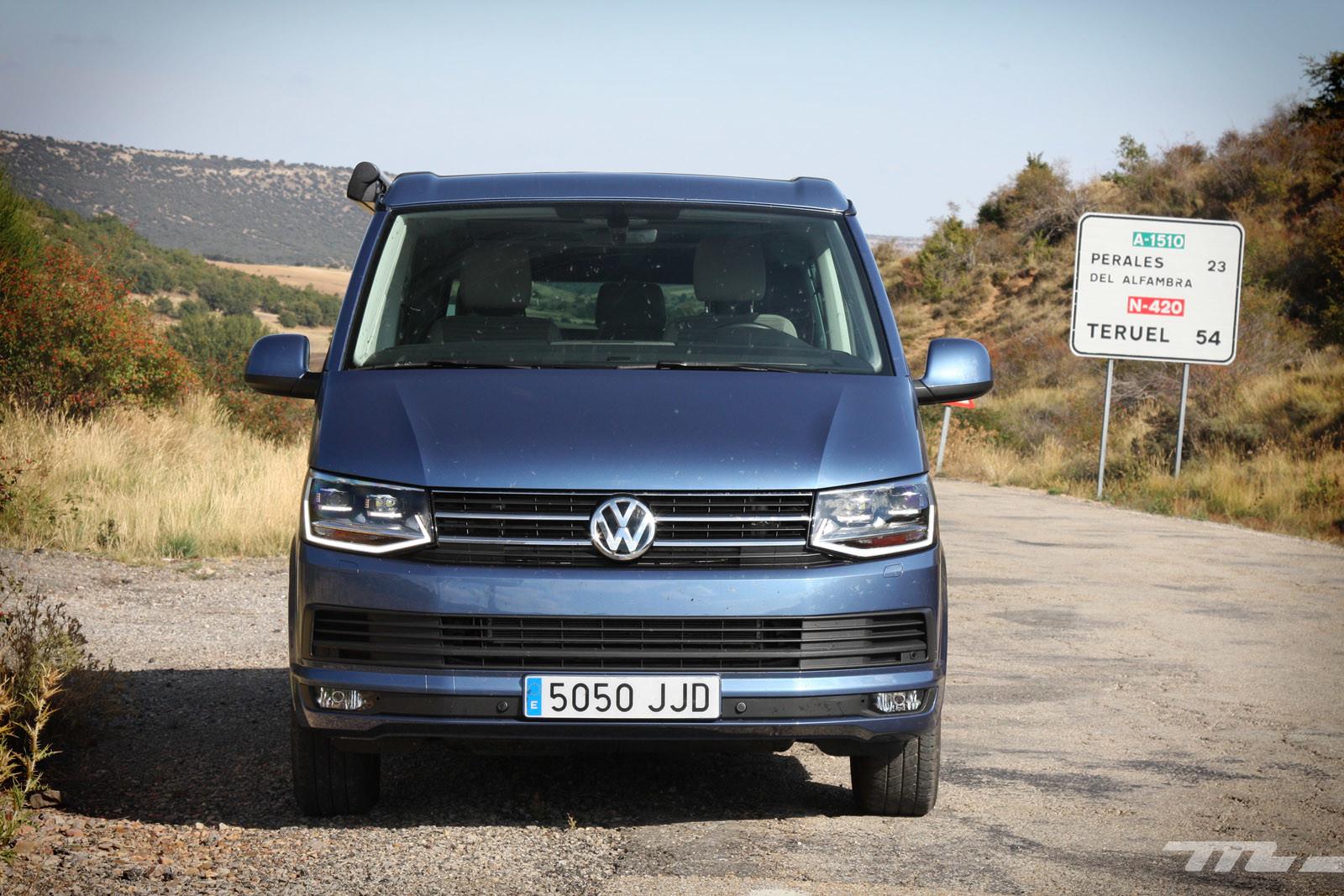 Foto de Volkswagen California T6 (prueba) (33/34)