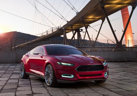 Ford Evos Concept 2011
