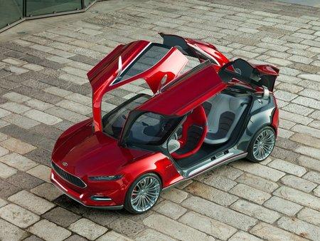 Ford Evos 1