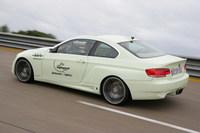 A todo gas: el BMW Serie 3 de AC Schnitzer consigue el récord de velocidad de vehículos a gas